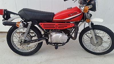 1980 Yamaha GT80  1980 Yamaha GT 80 Motorcycle