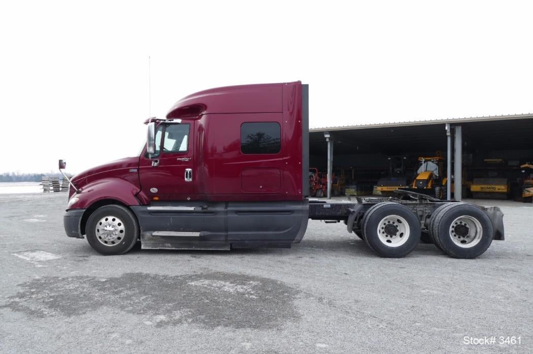 sleeper truck for sale in lima ohio. Black Bedroom Furniture Sets. Home Design Ideas