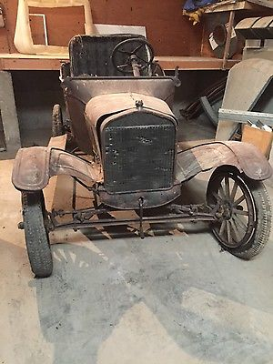 1918 Ford Model T  Ford model T