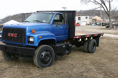 1996 GMC Topkick 7000 Dump Truck