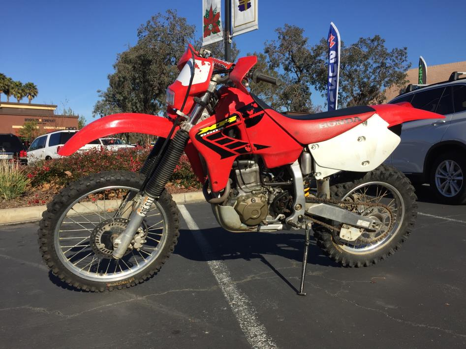 honda xr650r motorcycles for sale in california. Black Bedroom Furniture Sets. Home Design Ideas