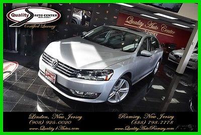 2012 Volkswagen Passat 3.6L V6 SE 2012 3.6L V6 SE Used 3.6L V6 24V Automatic FWD Sedan Premium