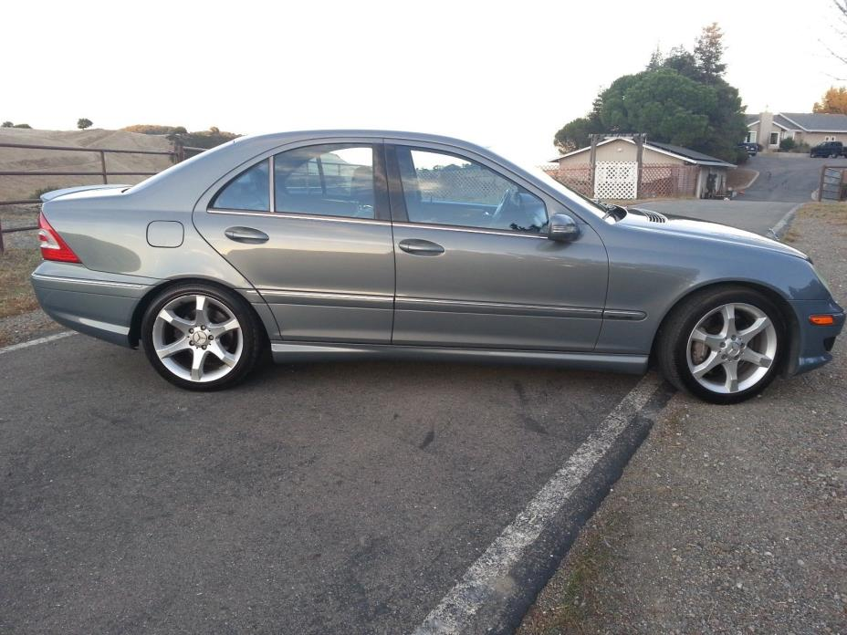 Mercedes benz c class sedan cars for sale for Mercedes benz livermore