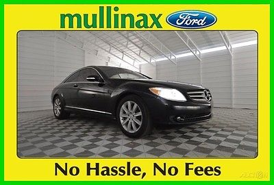 2007 Mercedes-Benz CL-Class CL550 2007 CL550 Used 5.5L V8 32V Automatic RWD Coupe Premium Moonroof