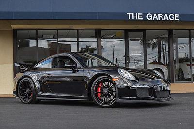 2014 Porsche 911 2dr Coupe GT3 '14 Porsche 911 GT3, 475HP, 20