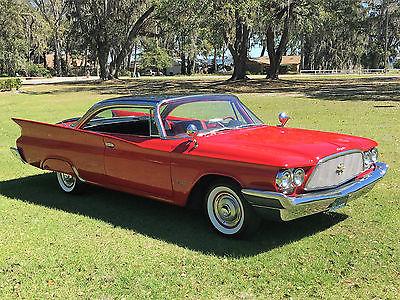 1960 Chrysler Windsor 2 Door Hardtop Beautiful 1960 Chrysler Windsor 2 Door Hardtop (Mopar Plymouth 1957 1958 1959)