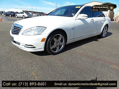 2012 Mercedes-Benz S-Class S400 Hybrid 2012 Mercedes-Benz S-Class S400 Hybrid 79,750 Miles 4dr Car V6 Cylinder Engine
