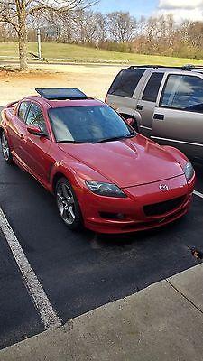 2005 Mazda RX-8  mazda rx-8