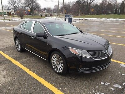 2013 Lincoln MKS Luxury upscale 2013 Lincoln mks AWD auto park luxury