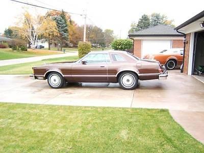 1978 Mercury Cougar  1978 MERCURY COUGAR XR-7