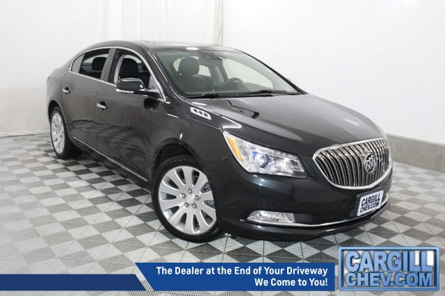 2014 Buick LaCrosse 4dr Sdn Premium I AWD