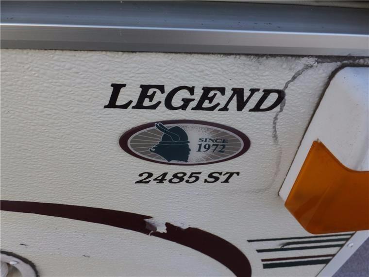 2002 Viking Legend 2485ST, 1
