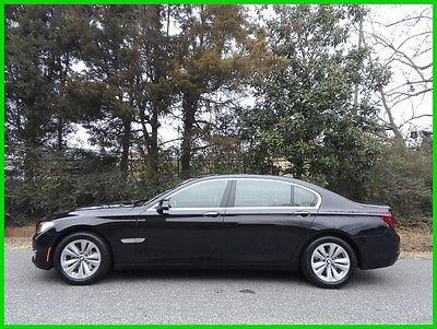 2015 BMW 7-Series Li xDrive 2015 BMW 740 Li xDRIVE AWD SUNROOF - $625 P/MO, $200 DOWN!
