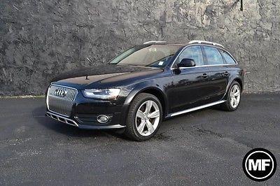 2013 Audi Allroad  2013 Audi Premium Plus