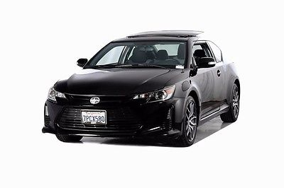 2015 Scion tC -- 2015 Scion tC  26030 Miles Black 2D Coupe 2.5L I4 Dual VVT-i 6-Speed Automatic