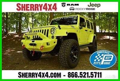 2016 Jeep Wrangler Rubicon UPERCHARGED 435HP Rubicon! 3.5