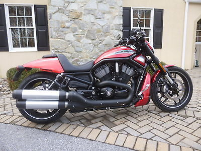Harley-Davidson V-Rod 2013 Red Night Rod Special!