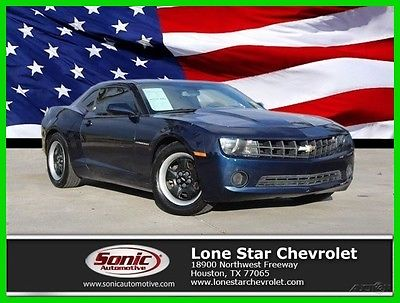 2012 Chevrolet Camaro 2LS 2dr Cpe 2012 2LS 2dr Cpe Used 3.6L V6 24V Automatic Rear-wheel Drive Coupe OnStar