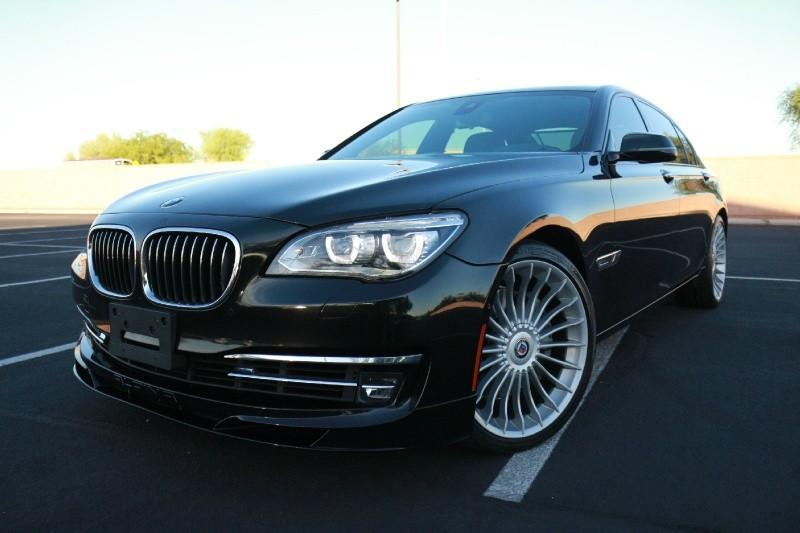 2013 BMW 7 Series 4dr Sdn 750Li 750LI Alpina Bang Olufsen Sound !!