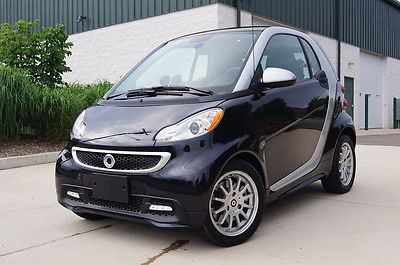2013 Smart Smart ForTwo II Electric Drive mart Fortwo Passion Electric Drive. 2013. ED. Electric Vehicle. EV