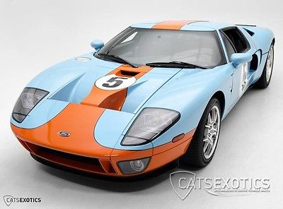 2006 Ford Ford GT Heritage Edition Heritage Edition - ONE OWNER - 1 of 343 Produced - Low Miles -