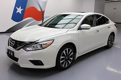 2016 Nissan Altima  2016 NISSAN ALTIMA 2.5 SL SUNROOF HTD LEATHER NAV 3K MI #156133 Texas Direct