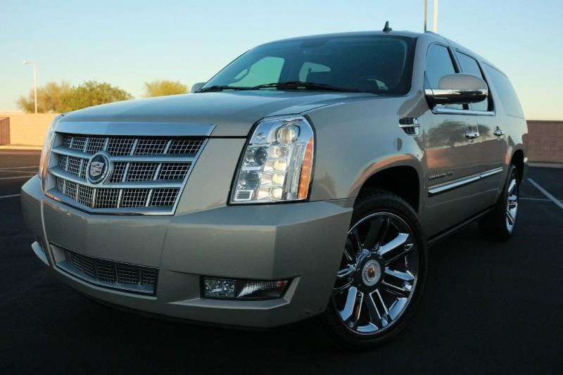2012 Cadillac Escalade ESV AWD 4dr Platinum