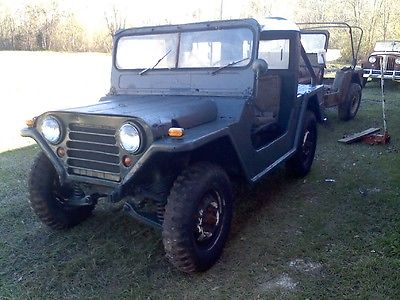 1964 Willys  2 Ford Mutt M151 Military Ford Jeep BOTH UNCUT and short hard top ONE PRICE