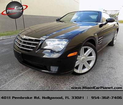 2007 Chrysler Crossfire Base Coupe 2-Door 2007 Chrysler Crossfire