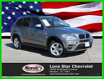 2012 BMW X5 35i Premium AWD 4dr 2012 35i Premium AWD 4dr Used Turbo 3L I6 24V Automatic All-wheel Drive SUV