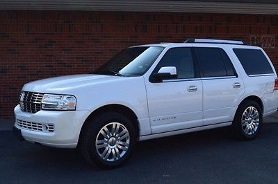 2013 Lincoln Navigator Limited 2013 Lincoln Navigator Limited Sport Utility 4-Door 5.4L