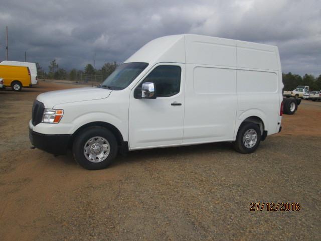 2014 Nissan Nv3500 Cargo Van