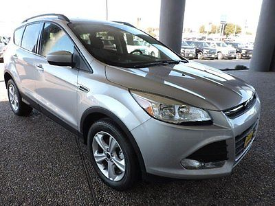 2016 Ford Escape SE 2016 Ford Escape SE SUV Turbocharged Gasoline Fuel I4 1.6L Automatic