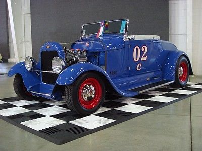 1929 Ford Model A Roadster A-V8 1929 Ford Model A Roadster Flathead V8