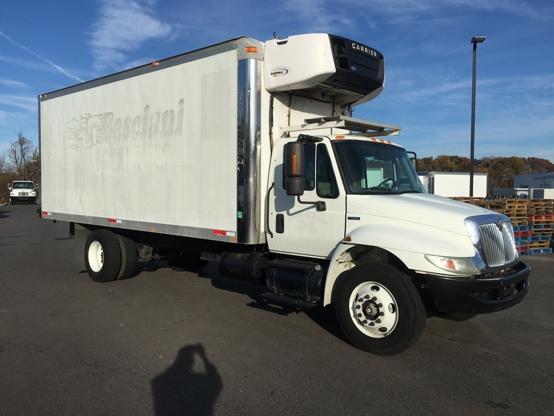 2009 International Durastar 4300 Refrigerated Truck