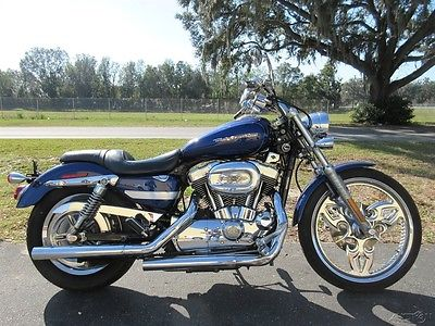 1200C  2006 Harley-Davidson 1200C Used