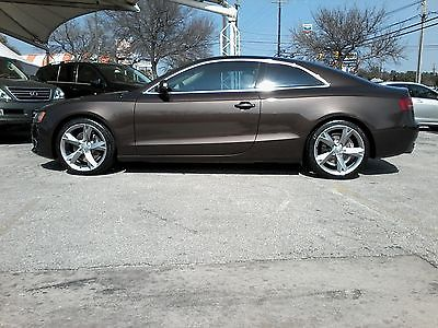 2011 Audi A5 2.0T Prestige Audi this is a very rare 6 speed !! a LOOK