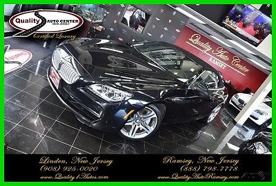 2013 BMW 6-Series 650i 2013 650i Used Turbo 4.4L V8 32V Automatic AWD Convertible Premium