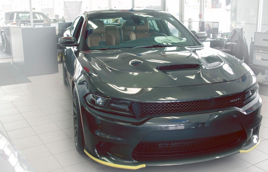 2016 Dodge Charger SRT Hellcat Sedan 4-Door 2016 Dodge Charger SRT Hellcat Sedan 4-Door 6.2L