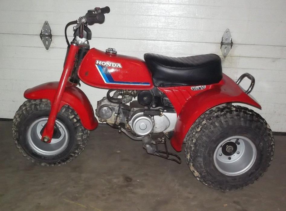 Honda Atc 70 : Honda atc motorcycles for sale