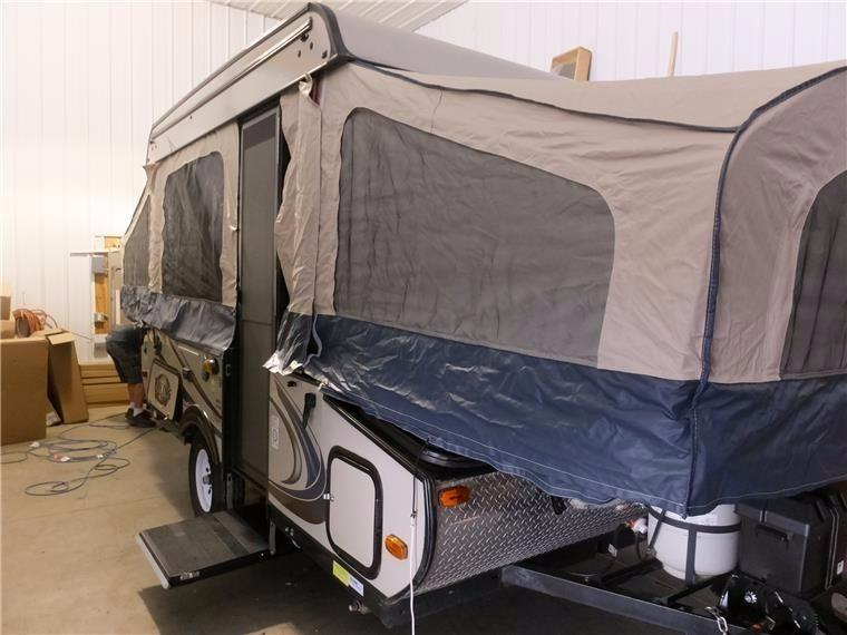 2015 Viking Epic 2108ST, 0