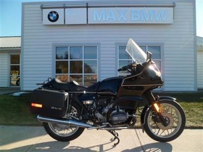 1995 BMW R100R