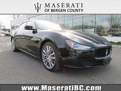 2016 Maserati Ghibli S Q4 2016 Maserati Ghibli