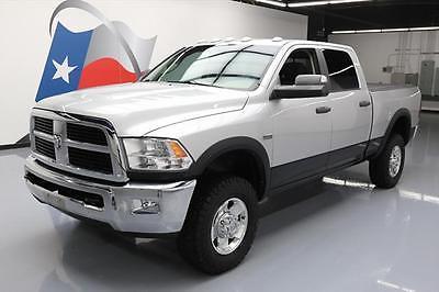 2012 Dodge Ram 2500 Power Wagon Crew Cab Pickup 4-Door 2012 DODGE RAM 2500 POWERWAGON CREW 4X4 HEMI 6-PASS 71K #113278 Texas Direct