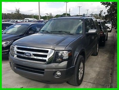 2014 Ford Expedition Limited 2014 Limited Used 5.4L V8 24V Automatic RWD SUV Premium Moonroof