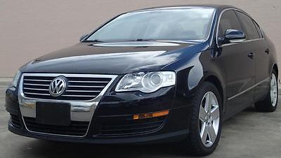 2008 Volkswagen Passat KOMFORT 2008 Volkswagen Passat