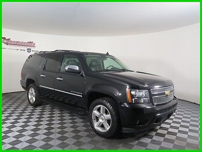 2010 Chevrolet Suburban LTZ 4x4 V8 SUV Navigation Sunroof Leather Seats 91665 Miles 2010 Chevrolet Suburban 1500 4WD SUV DVD Player Heated Cooled Seats