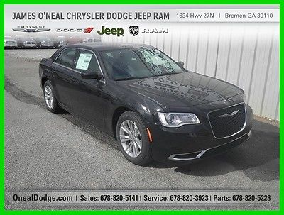 2017 Chrysler 300 Series 4DR SDN RWD 2017 4DR SDN RWD New 3.6L V6 24V Automatic RWD Sedan
