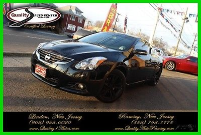 2012 Nissan Altima 2.5 S 2012 2.5 S Used 2.5L I4 16V Automatic FWD Coupe