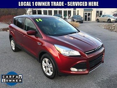 2014 Ford Escape SE 2014 Ford Escape SE 39671 Miles Sunset Sport Utility Intercooled Turbo Regular U